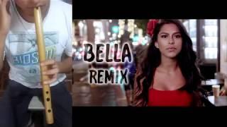 Bella Remix - Tutorial de Quena