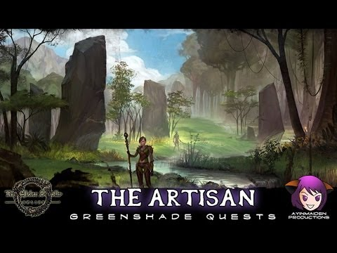 ★ Elder Scrolls Online ★ - L24 The Artisan