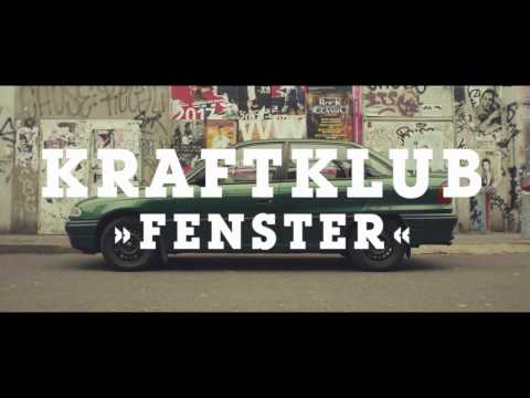 preview Kraftklub - Fenster from youtube