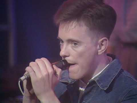 New Order - Blue Monday on BBC's Top of the Pops - 31.3.1983