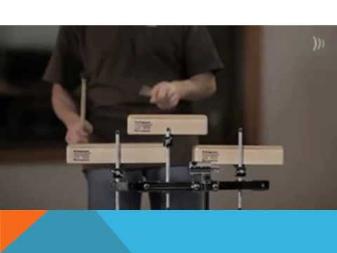 PERCUSSION INSTRUMENTS | Idiophones