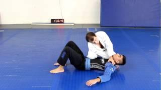 FREE Jiu-Jitsu Technique – Bravo Choke + 3 Variations!