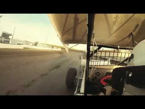 Young Racing 55 - Heat Race 5/24/14: I-90 Speedway, Hartford, SD