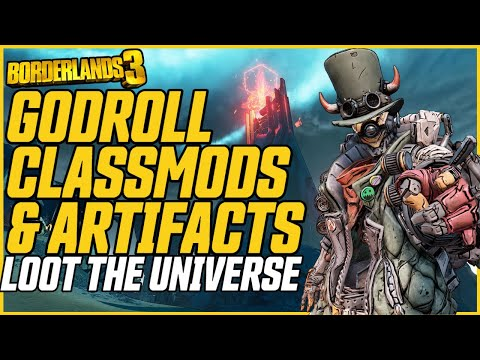 Best Loot The Universe Farms! Classmods & Artifacts // Borderlands 3