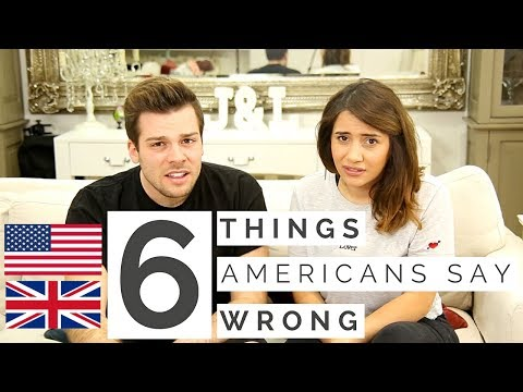 🇺🇸 Words Americans Pronounce WRONG! ❌ | American vs British