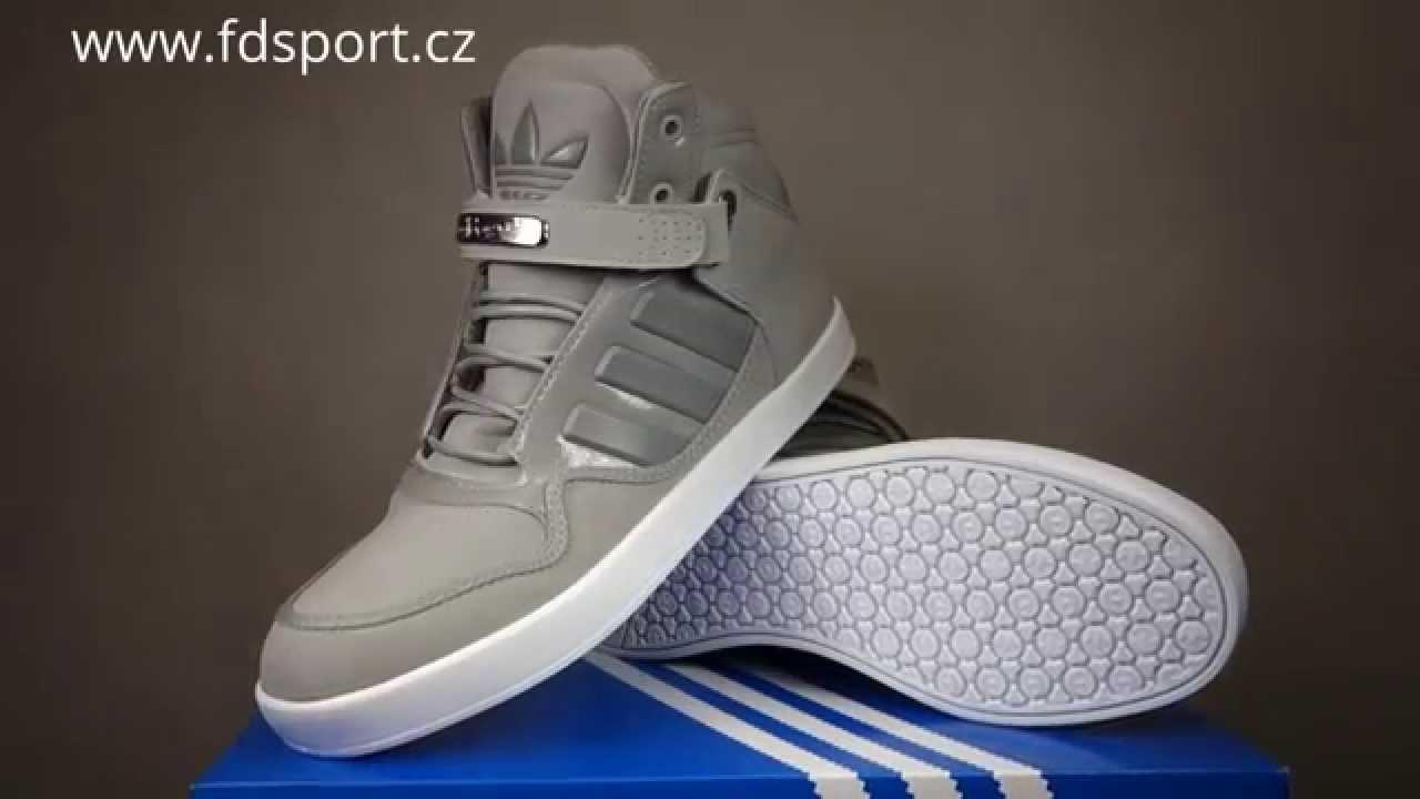 AR 2.0 Pánské kotníkové boty adidas Originals M25454 - YouTube c4c87ae44cb
