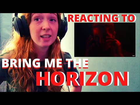 Bring Me The Horizon - Parasite Eve [FIRST TIME REACTING] THEY ARE BACK!!