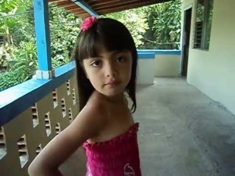 la ni a mas linda de medellin colombia   youtube