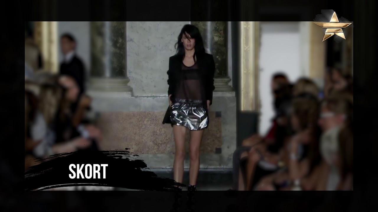 Fashion Dictionary | Skort