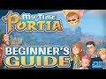 MY TIME AT PORTIA | BEGINNERS GUIDE