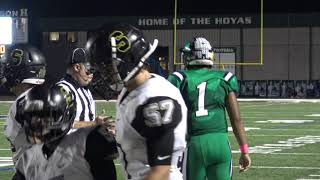 WATCH: 5-star Justin Fields scores 7 touchdowns vs. Sprayberry