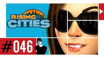 Let's Play - Rising Cities #046 - BonusCode: FIFTYTHOUSAND [Full-HD Gameplay] [Deutsch]