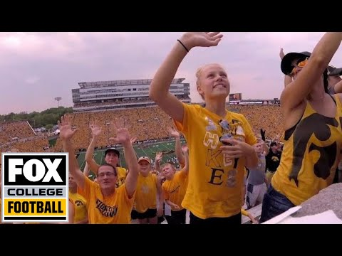 Iowa Hawkeyes share the origin of their new heartwarming tradition | Feature | FOX COLLEGE FOOTBALL