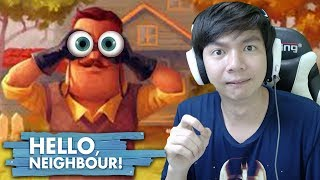 Rahasia di Super Market Hello Neighbor (Beta 3)
