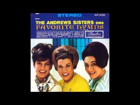 Andrews Sisters Sing Favorite Hymns Full Album