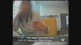 Câmera Oculta: Cientologia - parte 1 de 4