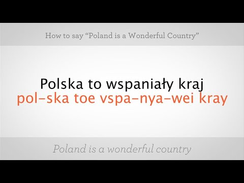 """How to Say """"You're Sexy"""" in Polish 