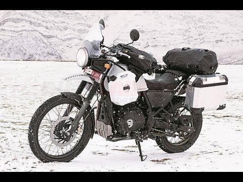 Royal Enfield Himalayan - Preparing for Leh Ladakh Ride