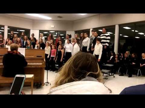 Komachin Middle School Choir