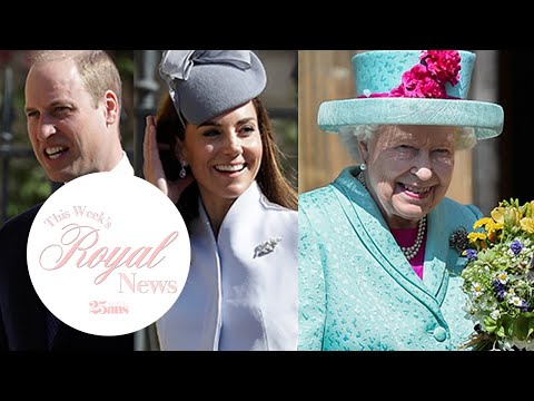 エリザベス女王 93歳バースデーにロイヤルファミリー勢揃い! | Royal News | 25ans