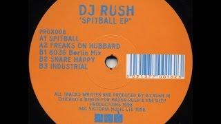 DJ Rush - 8036 Berlin Mix