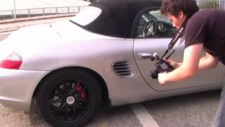 Les coulisses de Serious & Dangerous- la Porsche fait du bruit !