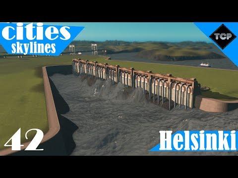 Cities: Skylines   Helsinki - Osa 42   Tulviva Helsinki!