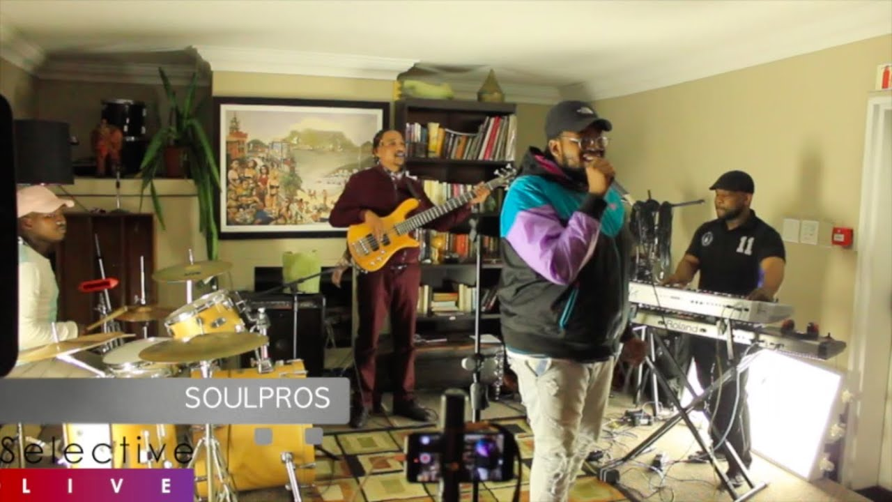 Download SOUL PROS at Selective Live