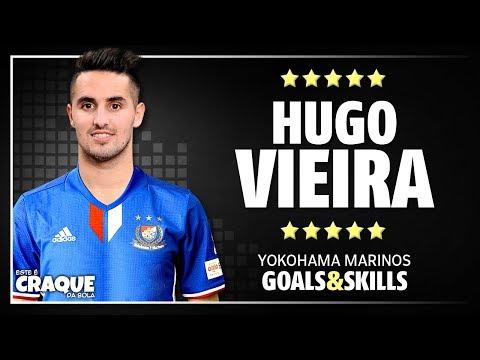 HUGO VIEIRA ● Yokohama Marinos ● Goals & Skills
