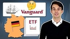 Vanguard ETF & Indexfonds jetzt in Deutschland: Besser als andere Anbieter??