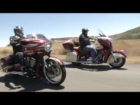 Victory Magnum vs. Indian Roadmaster