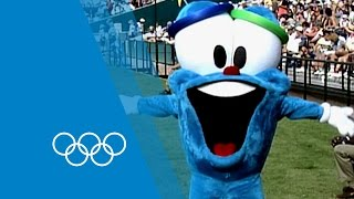 The Evolution of the Olympic Mascot | Faster Higher Stronger