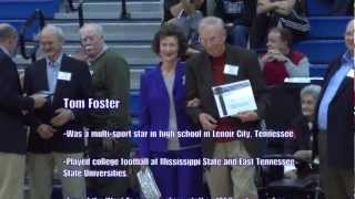 FCSHOF - Fannin County Sports Hall Of Fame - Bio - Tom Foster