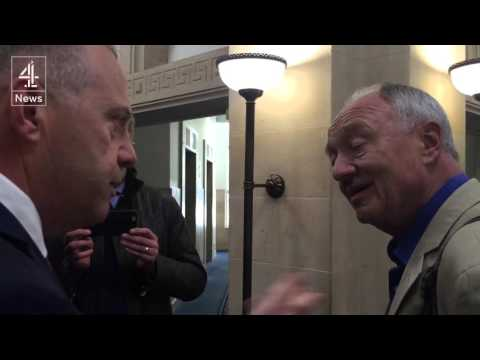 John Mann confronts Ken Livingstone over Hitler Zionist comments