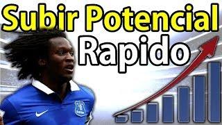 Video FIFA 17 al 14 Como subir Potencial de Jugadores Rapido? - Modo Carrera download MP3, 3GP, MP4, WEBM, AVI, FLV Juli 2018
