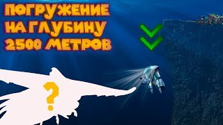 УПАЛ НА ДНО 2500 МЕТРОВ И БЫЛ СЪЕДЕН  Subnautica