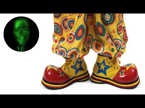 Clown Feet - David O'Brien