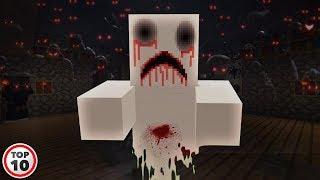 Top 10 Minecraft Creepypastas