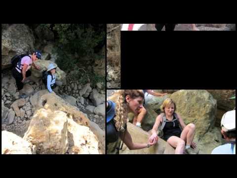 One Family Cross Israel Hike - 2010 - Short Version