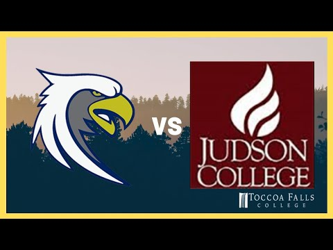 Toccoa Falls College vs Judson College Women's Basketball