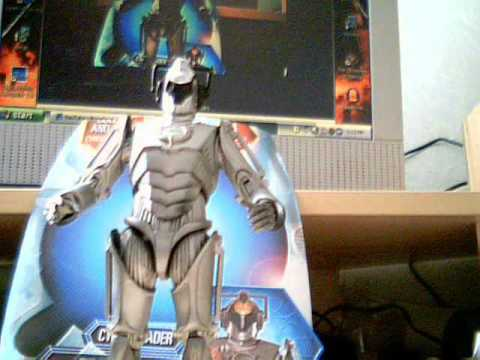 Doctor Who Figure Review The Cyber Leader From The Next Doctor