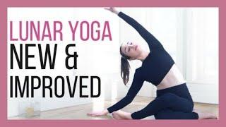 Lunar Yoga NEW & IMPROVED - New & Full Moon Yoga, Meditation & More!