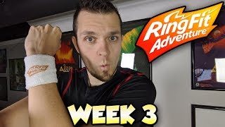 Ring Fit Adventure - WORLD 2: Part 1! 🔴 LIVE with Abdallah!