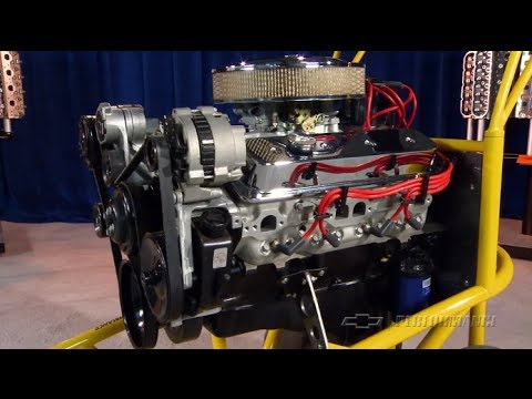 Chevrolet Performance S Zz4 Small Block 350 Engine