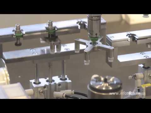 Infotech  - Watch Industry