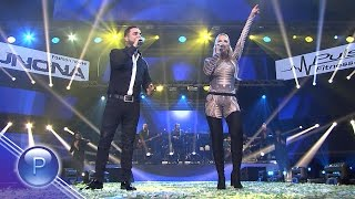 SONYA NEMSKA ft. ANDREAS - POZDRAVLENIYA / Соня Немска ft. Андреас - Поздравления, live 2016
