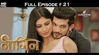 Naagin - Full Episode 21 - With English Subtitles