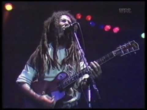 Bob Marley - Lively Up Yourself 06.13.1980