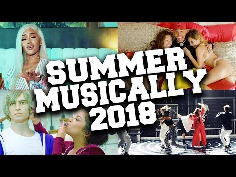 Best Musically Songs 2018 Summer Edition