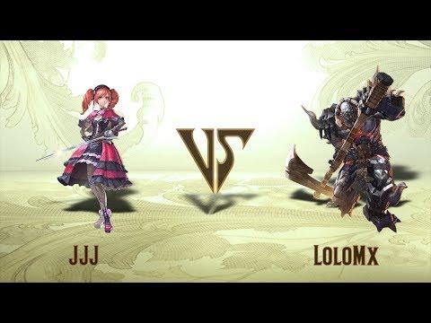 JJJ (Amy) VS LoloMx (Astaroth) - Ranked Set (16.12.2019)